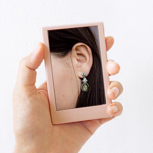 세계문학 드로잉 사각 거울 - 빨간머리 앤